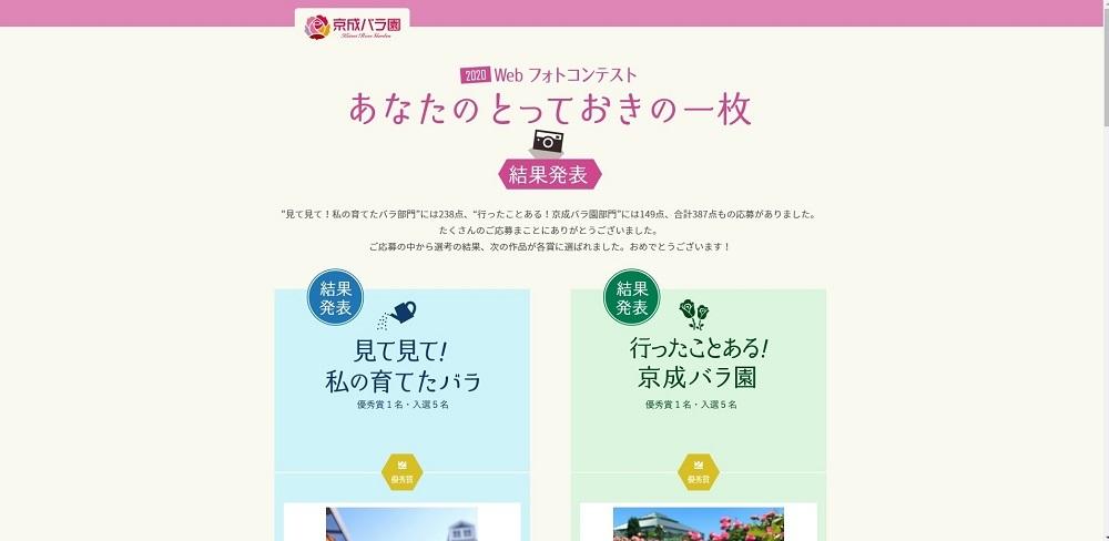 京成バラ園1 - コピー