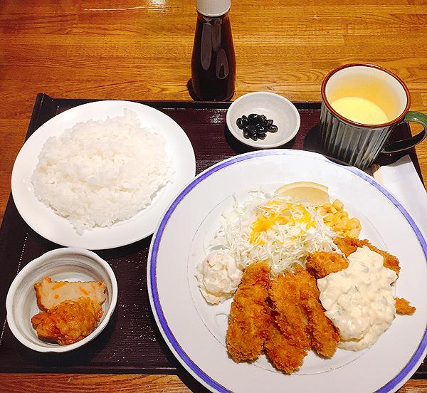 日本橋 洋食 ランチ