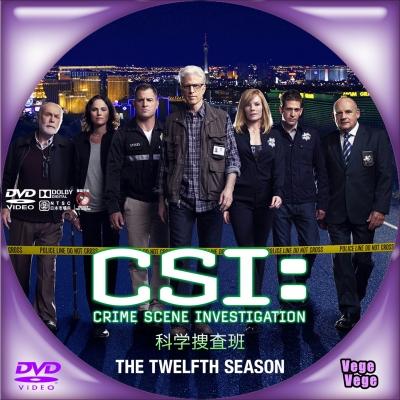 CSI 科学捜査班 シーズン12