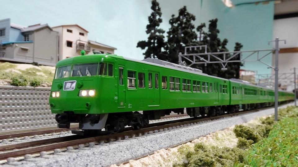 117系 京都地域色