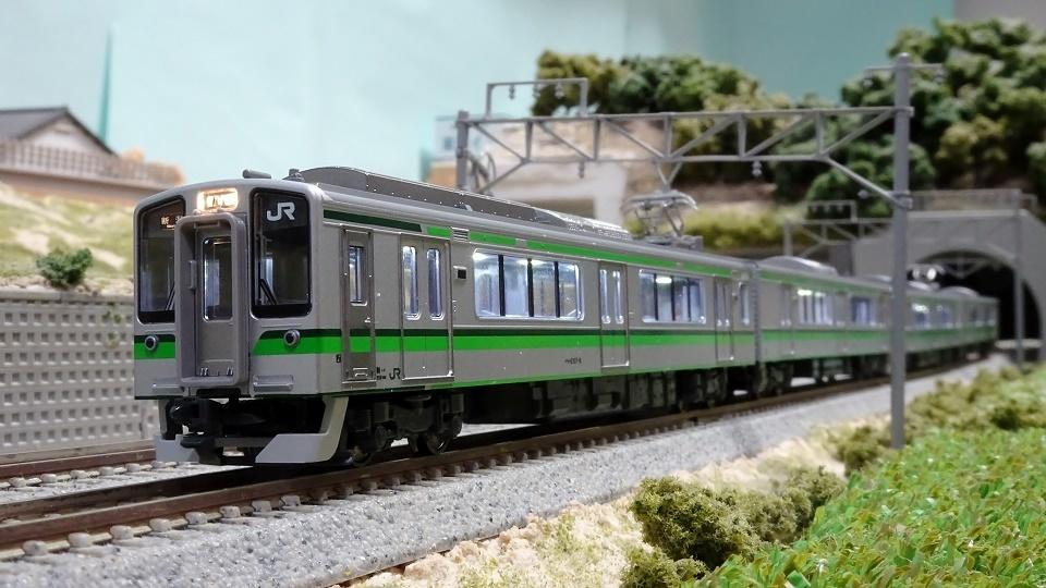 E127系0番台 新潟色