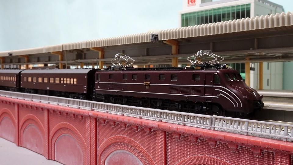 EF55形電気機関車 特急「つばめ」