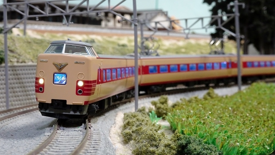 381系100番台 特急「くろしお」