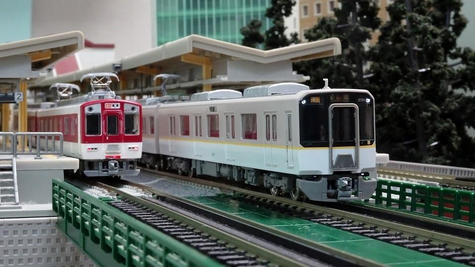 近鉄5820系 シリーズ21
