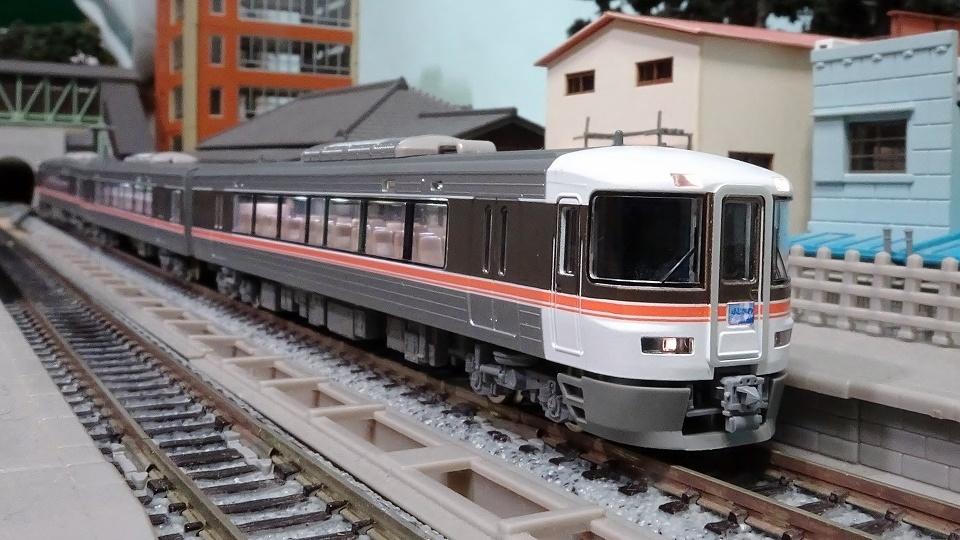 JR東海373系 特急「ふじかわ」