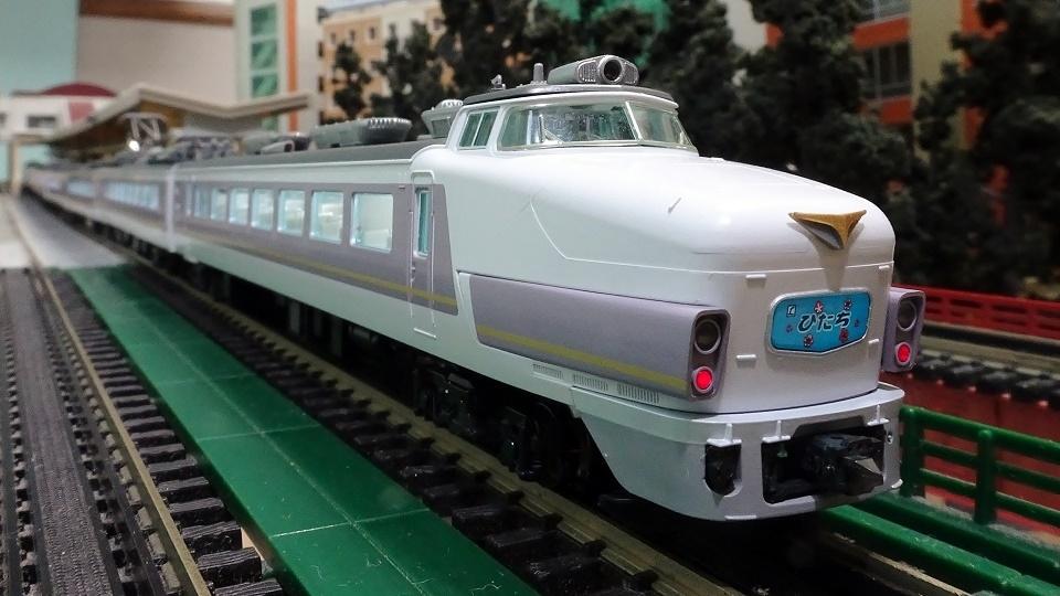 JR 485系特急「ひたち」