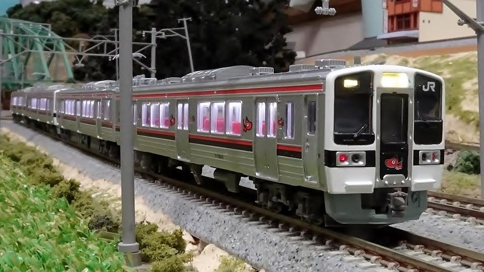 719系0番台 磐越西線「あかべぇ」