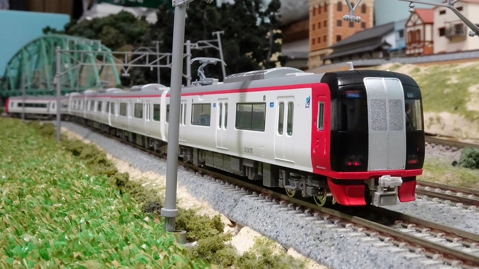 名鉄2200系2次車2207編成