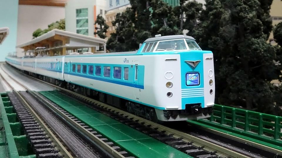 381系 「スーパーくろしお」(リニューアル編成)