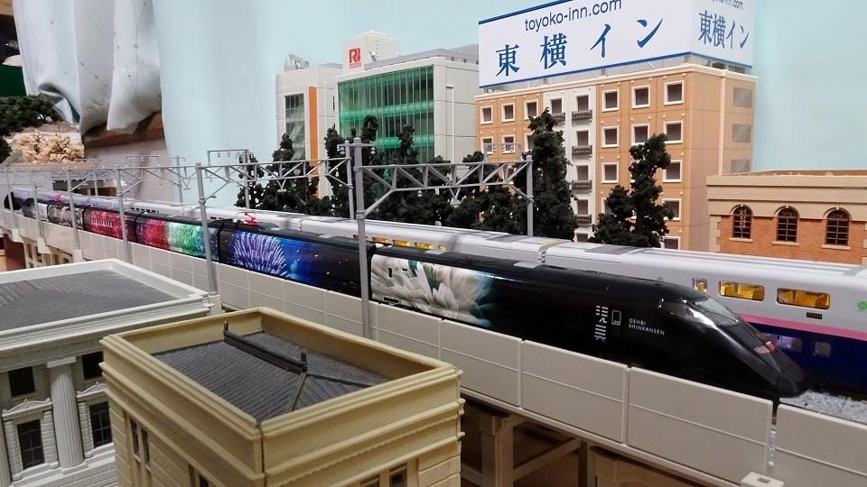 JR E3-700系上越新幹線(現美新幹線)