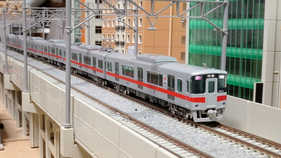 山陽電鉄5030系 直通特急