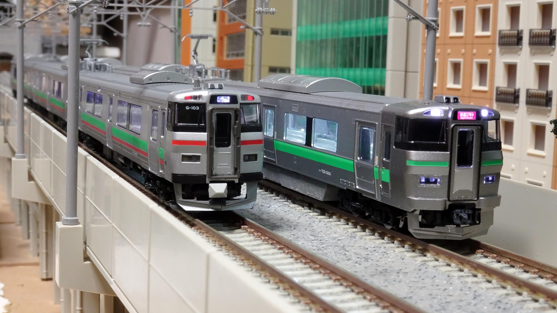 JR733系3000番台 731系