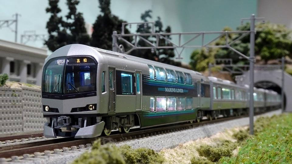 JR 223-5000系・5000系マリンライナー