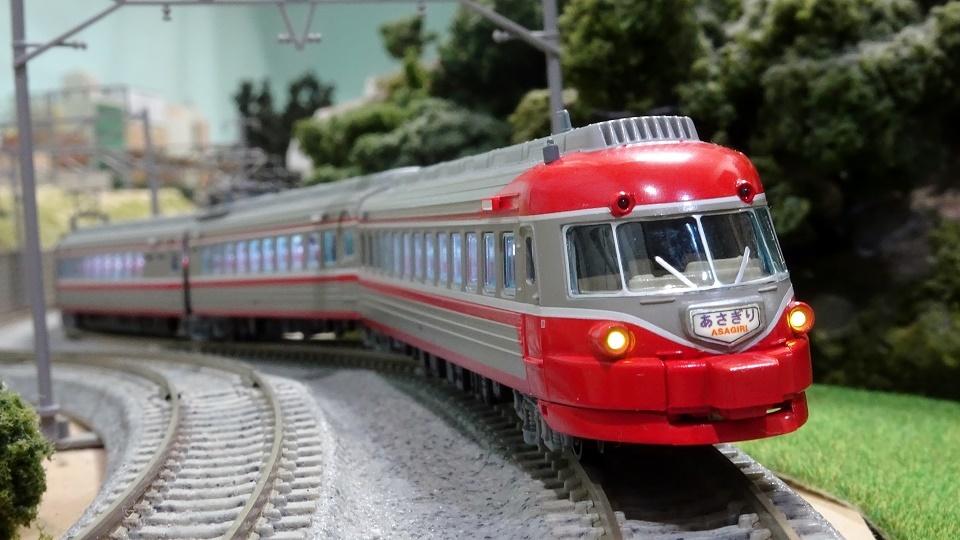 小田急3000形 SSE更新車