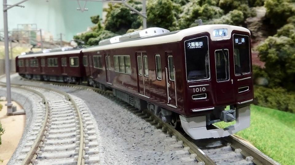 ポポンデッタ 阪急電鉄1000系8両編成セット