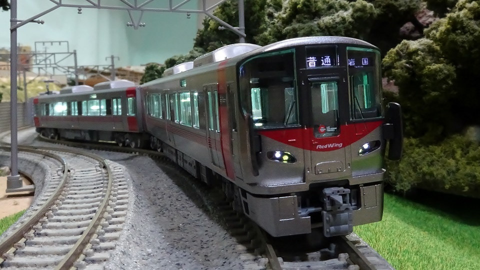 TOMIX 227系0番台