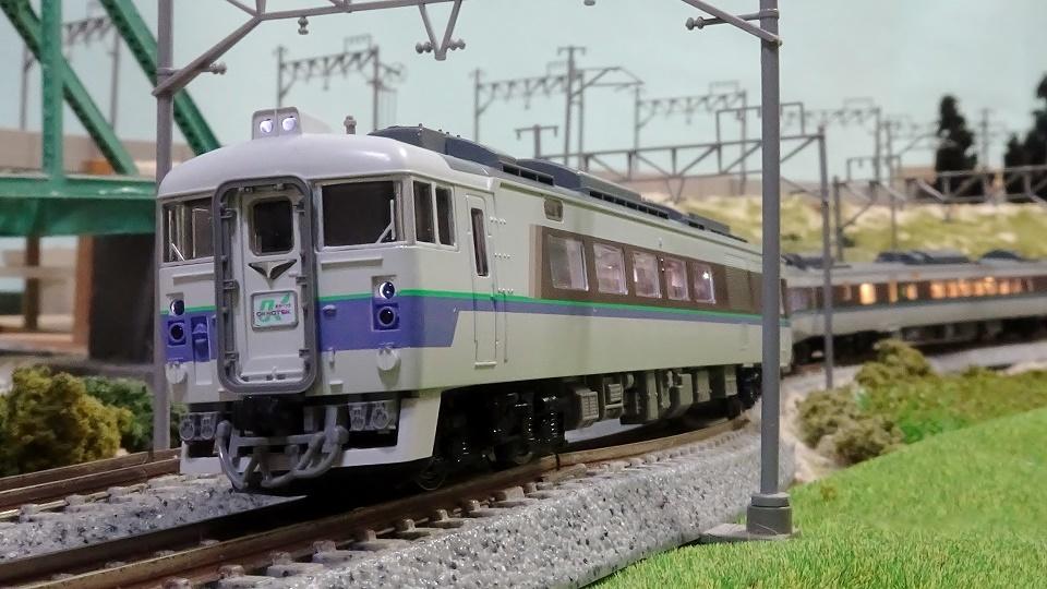 キハ183系 特急「オホーツク」