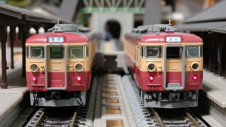 国鉄 455(475)系急行電車