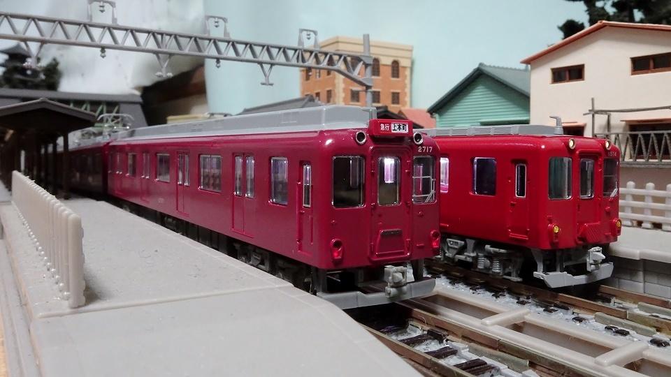 近鉄 2620系 8000系 マルーン