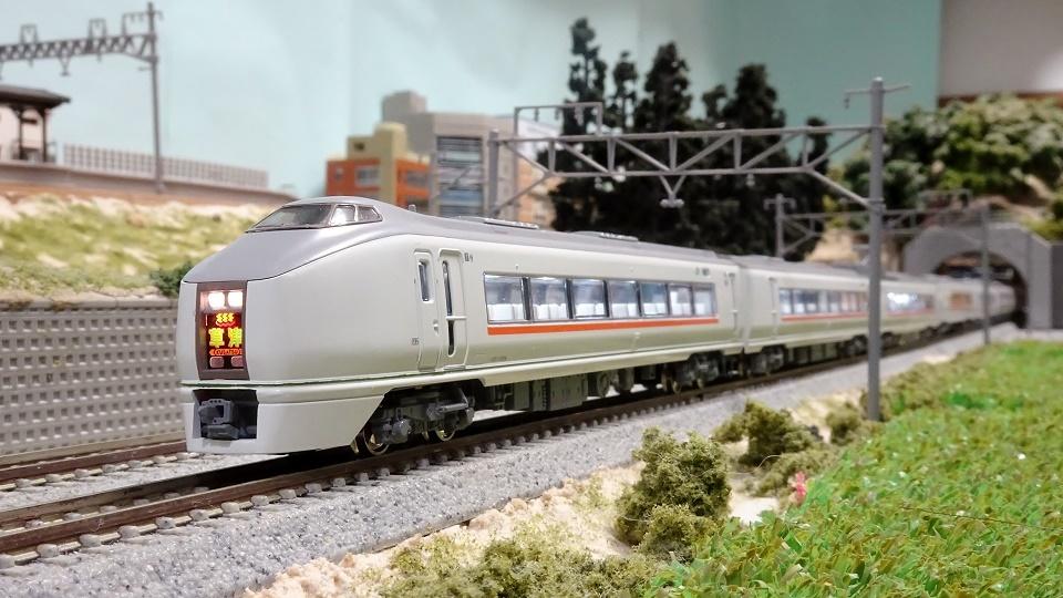 651系1000番台 特急「草津」