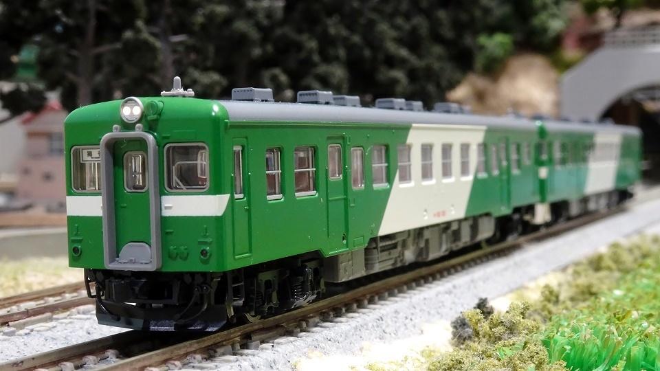 キハ52-100形 & キハ23形 高山色