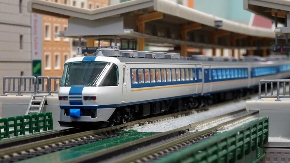 JR 485系特急電車(しらさぎ・新塗装)