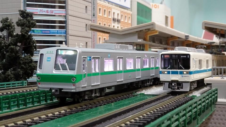 東京メトロ 千代田線6000系