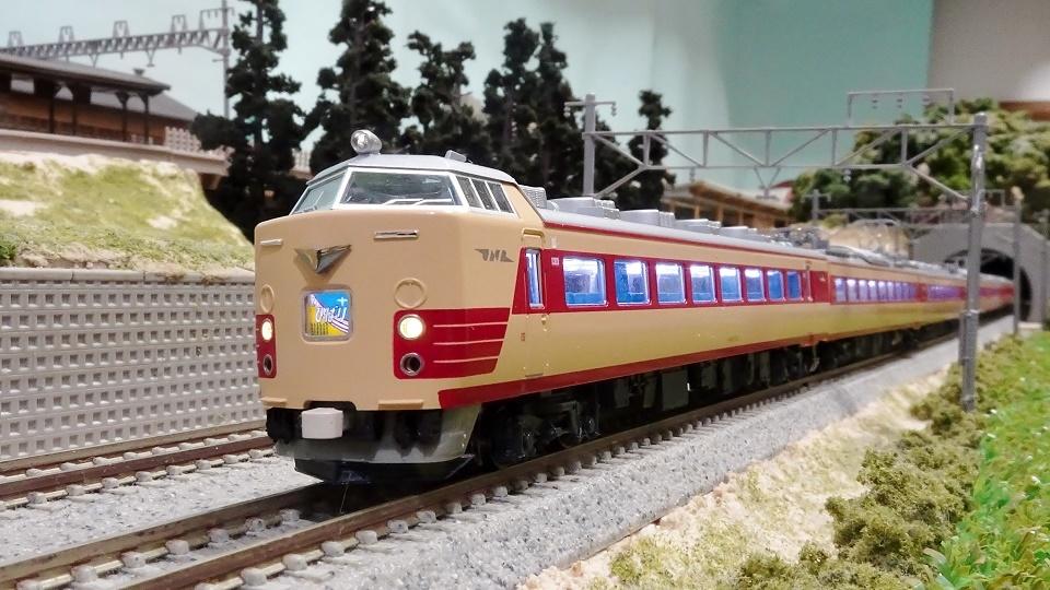 上野駅地平ホームから一路北へ 特急列車が華やかなりし頃 - ビスタ模型 ...