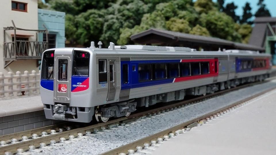 JR四国N2000系