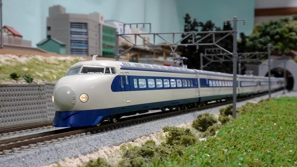 東海道・山陽新幹線 0系