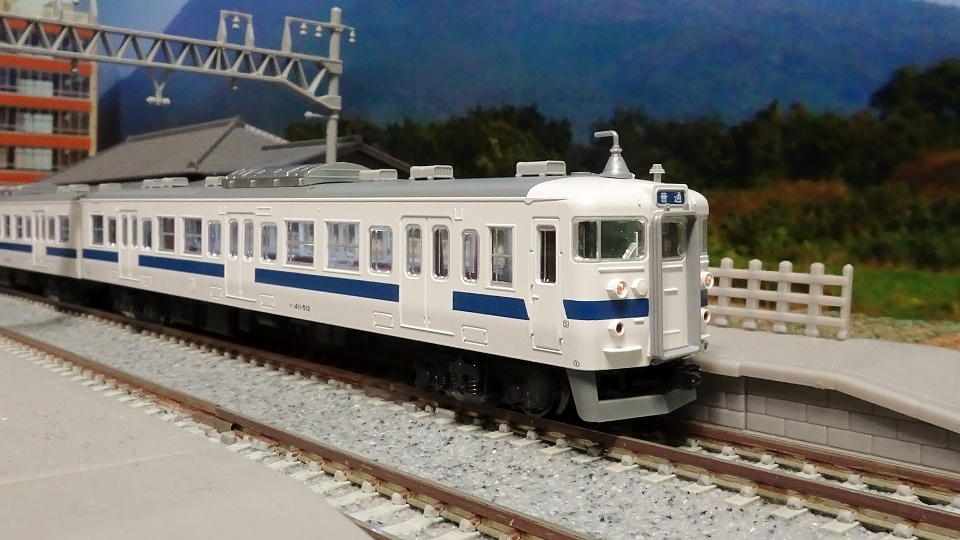 常磐線の風景 415系