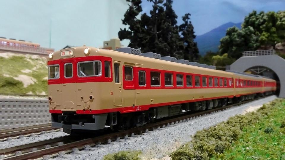 KATO キハ58系1100番台
