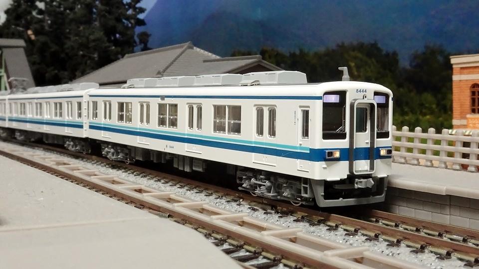 東武鉄道 8000系(更新車)