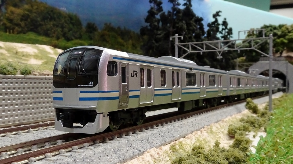 JR E217系近郊電車(4次車・更新車)