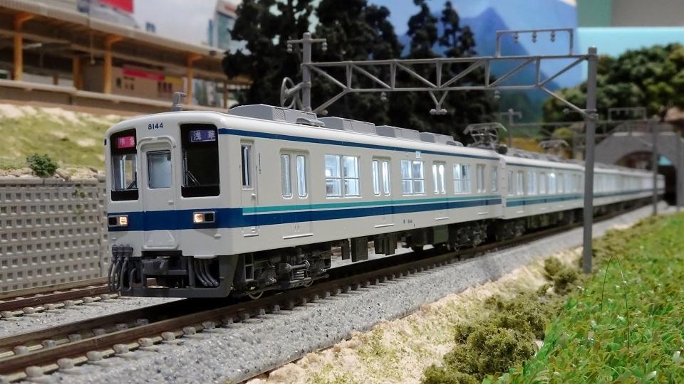 東武8000系更新車