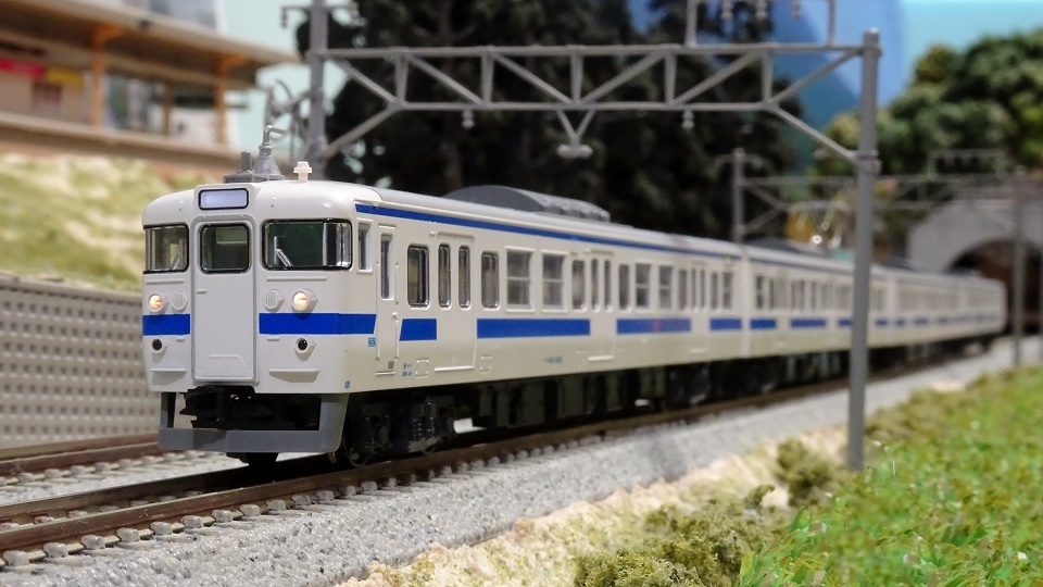 415系100番代(九州色)