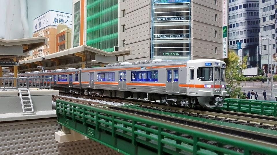 中京地区の近郊形車両 211系と313系