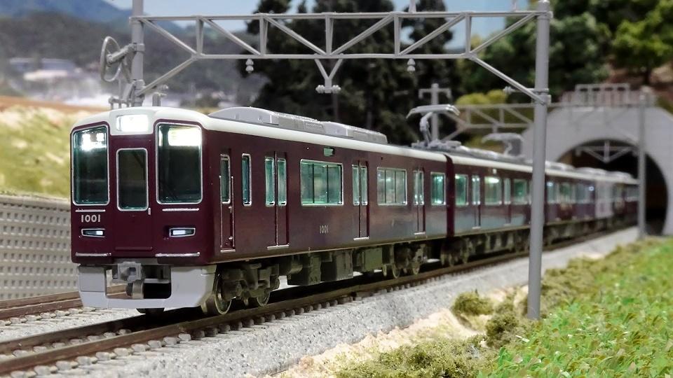 阪急1000系(1001編成・宝塚線)