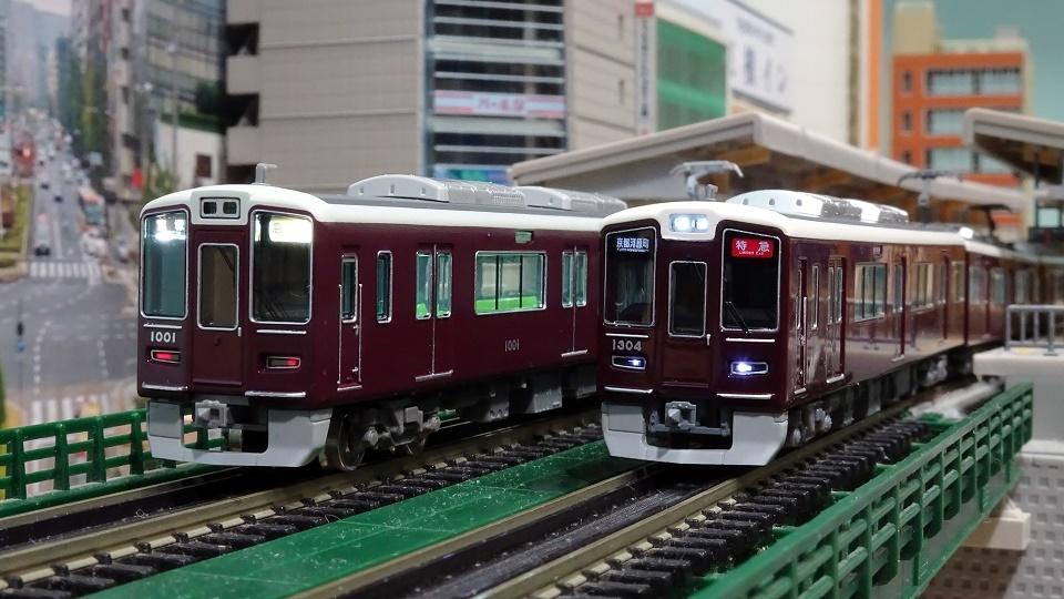阪急1000系(1001編成・宝塚線) 1300系