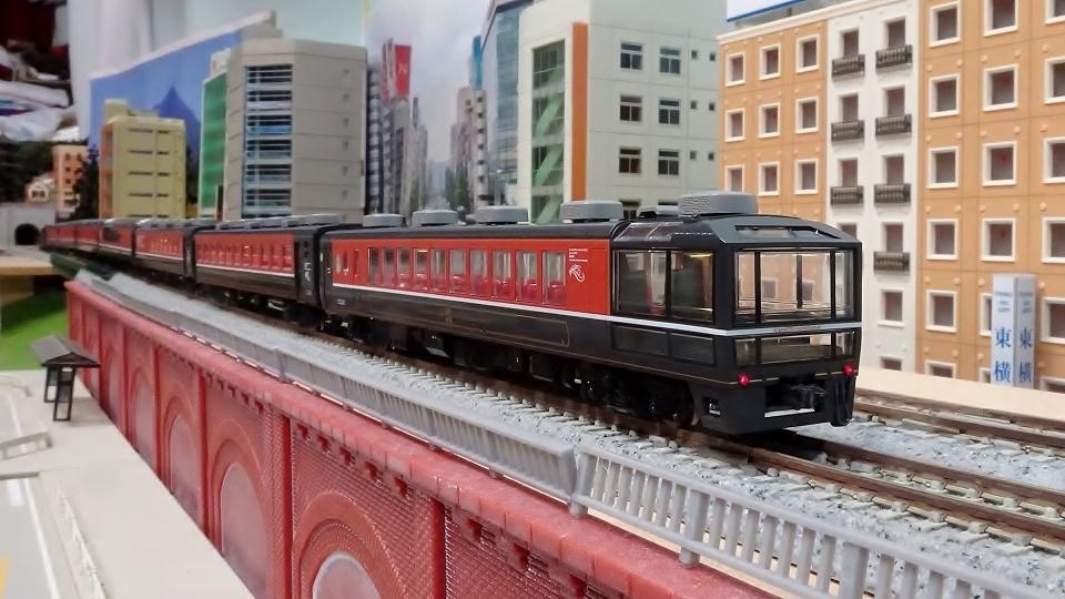 C57-180&12系客車 SLばんえつ物語(オコジョ展望車)