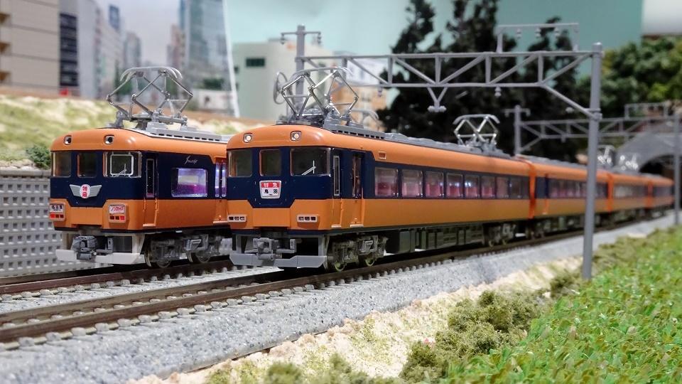 近鉄12200系(スナックカー)