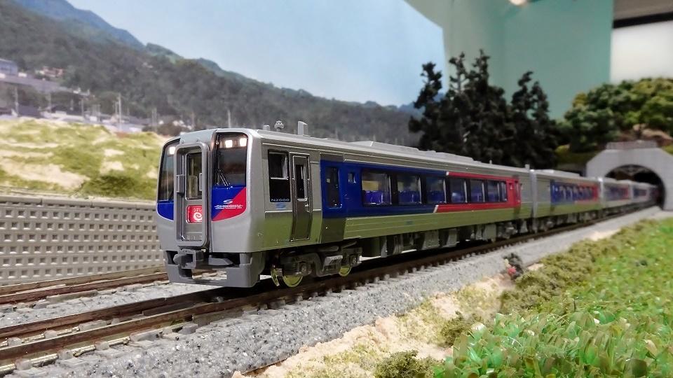 JR四国 N2000系 うずしお