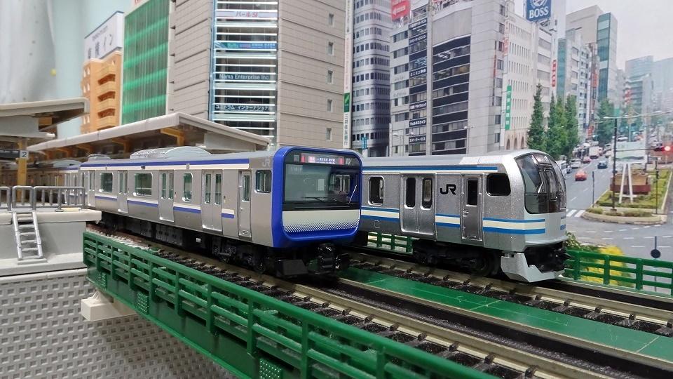 E235-1000系 横須賀・総武快速線