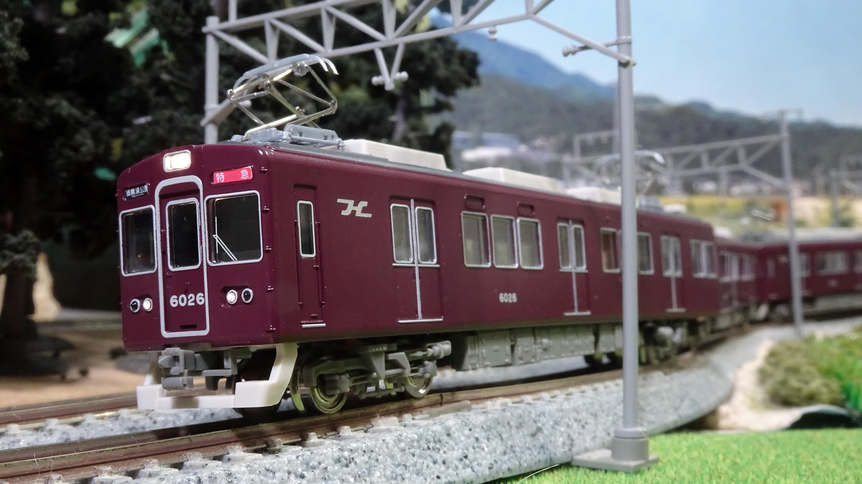 阪急6000系 旧塗装 Hマーク