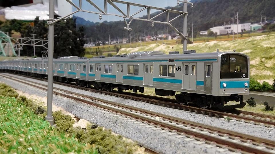 205系京阪神緩行線