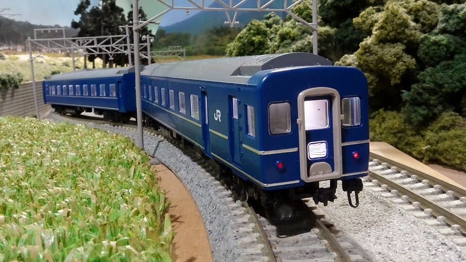 TOMIX 92832 JR24系25形特急寝台客車(あさかぜ・JR西日本仕様)セット