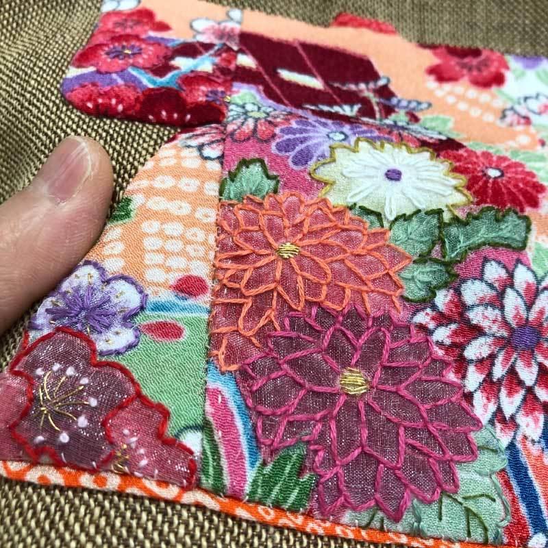 タペストリー刺繍2