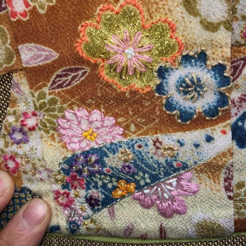 タペストリー刺繍3