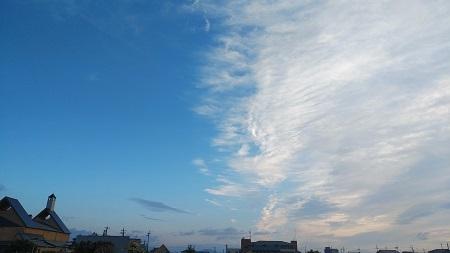 2020 9月19日 雲