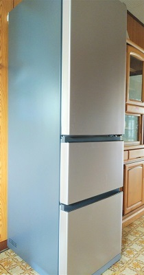 2020 9月 新冷蔵庫